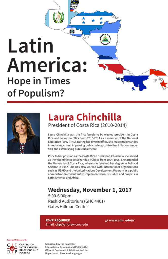 Latin America: Hope in Times of Populism