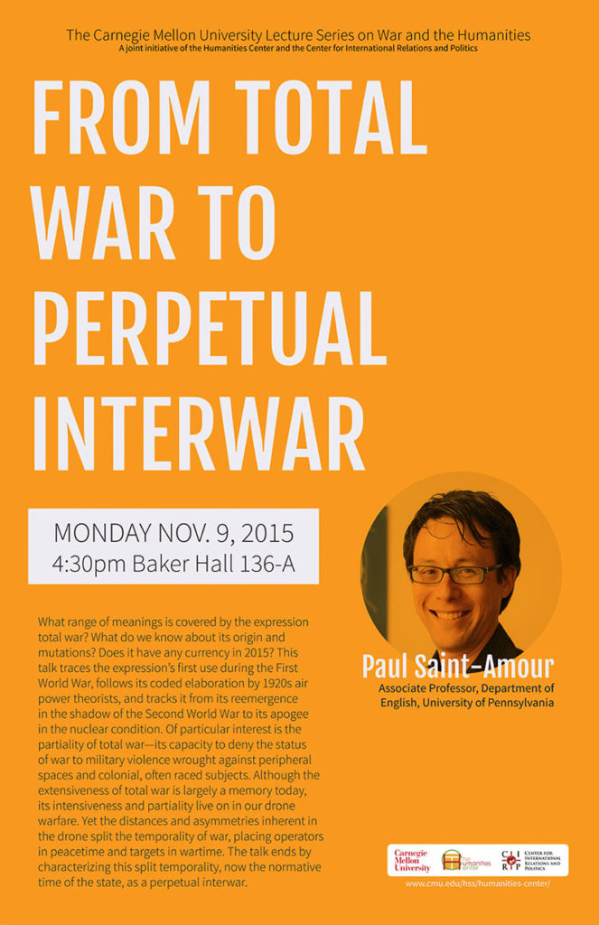 From Total War to Perpetual Interwar